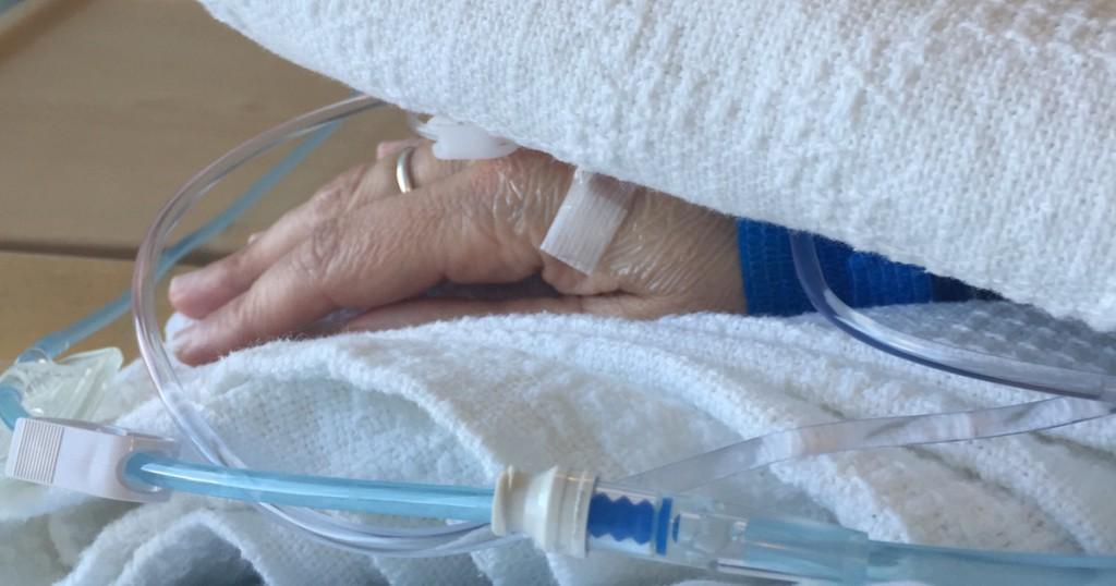 Getting Chemo At Dana Farber